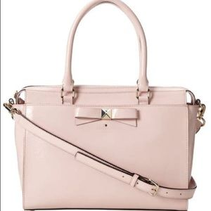 Kate Spade Ballet pink Beacon Court Jeanne bag